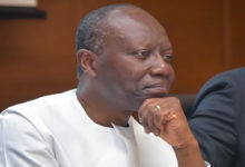 Photo of Finance Minister Ofori-Atta loses father