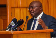 Photo of Bawumia gives deadline for re-registration of SIM cards with National ID