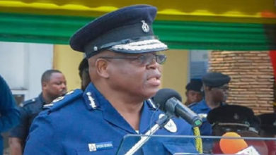 Photo of IGP instructed to ensure rigorous enforcement of mask wearing at all public places