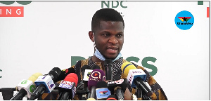 Photo of Defy military intimidation and get registered – NDC to Ghanaians.