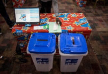 Photo of Voting begins in Tanzania general elections