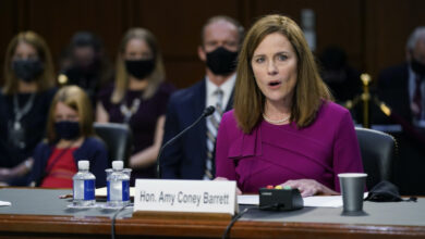 Photo of 5 interesting things said on day 1 of Barrett confirmation hearings