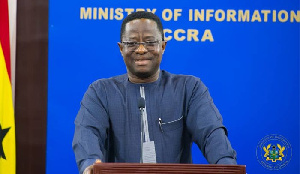 Photo of My good deeds equally qualify me to Parliament – Amewu