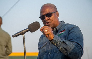 Photo of Akufo-Addo unleashed dark clouds of uncertainty on security service – Mahama