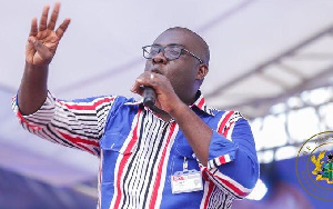 Photo of Give performer Akufo-Addo a second term to move Ghana forward – Sammi Awuku