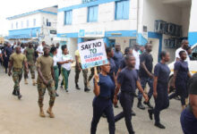 Photo of Security agencies to march for peace today