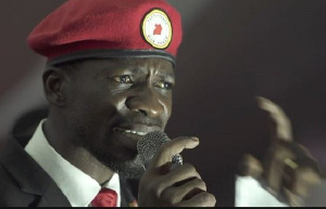 Photo of Uganda's Bobi Wine suspends campaigns after team injuries