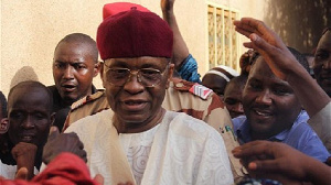 Photo of Former Nigerien president Tandja dies at 82