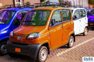 Photo of Specialised quadricycle for okada riders not to spite Mahama's policy – CODA