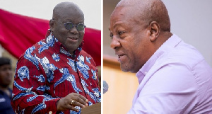 Photo of No NDC flagbearer aside Rawlings crossed 51% after polls – Akufo-Addo