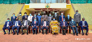 Photo of List of Bawumia's staffers shows balance in tribe representation