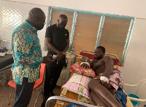 Photo of Techiman shooting was avoidable, needless – Adjei-Mensah Korsah as he visits bereaved families