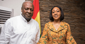 Photo of Jean Mensa-led EC must go; they're partisan – Mahama
