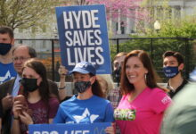 Photo of Pro-life Democrats rally to nationwide to save Hyde Amendment: 'The time to push back is now'