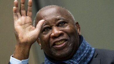 Photo of Ivory Coast's ex-President Gbagbo free to go home after ICC acquittal