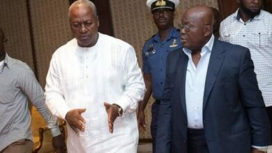 Photo of I don't need to make any demands to gel with Akufo-Addo – Mahama