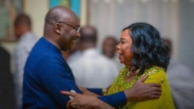 Photo of 'Bawumia is more than qualified to lead the NPP in 2024' – Ama Busia