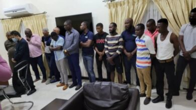 Photo of National Security busts fake currency gang involved in over $5m scheme at airport