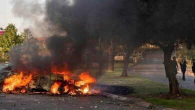 Photo of Israel declares emergency in city as riots erupt