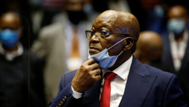 Photo of Zuma to attend brother's burial