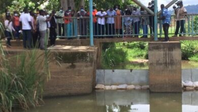 Photo of Worry! Major water plants in E/R produce below capacity due to galamsey