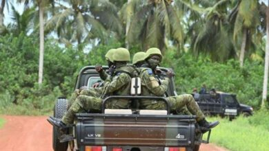 Photo of Gov't to establish permanent anti-terrorism barracks in U/E