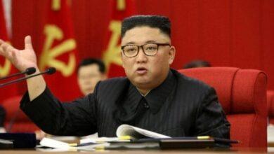 Photo of Kim Jong-un admits North Korea food concerns
