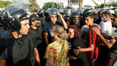 Photo of Tunisia imposes night curfew for a month