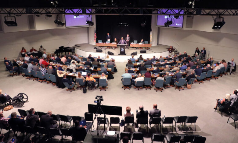 Photo of SBC leaders agree to pay $1.6M for sexual abuse review, delay decision on waiving privilege