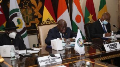 Photo of Akufo-Addo hosts virtual ECOWAS summit on Guinea crisis