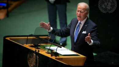 Photo of Biden: Unfair global COVID-19 vaccine access will be addressed