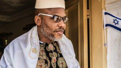 Photo of Nigerian separatist leader sues President Buhari