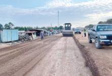 Photo of Accra-Tema Beach Road reconstruction progresses