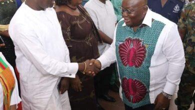 Photo of Akufo-Addo eulogises Kofi Adda: He was diligent and forthright