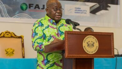 Photo of NPP flagbearer race: I'll deal with ministers who break rules, says Akufo-Addo