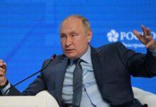 Photo of Putin denies weaponising energy amid Europe crisis
